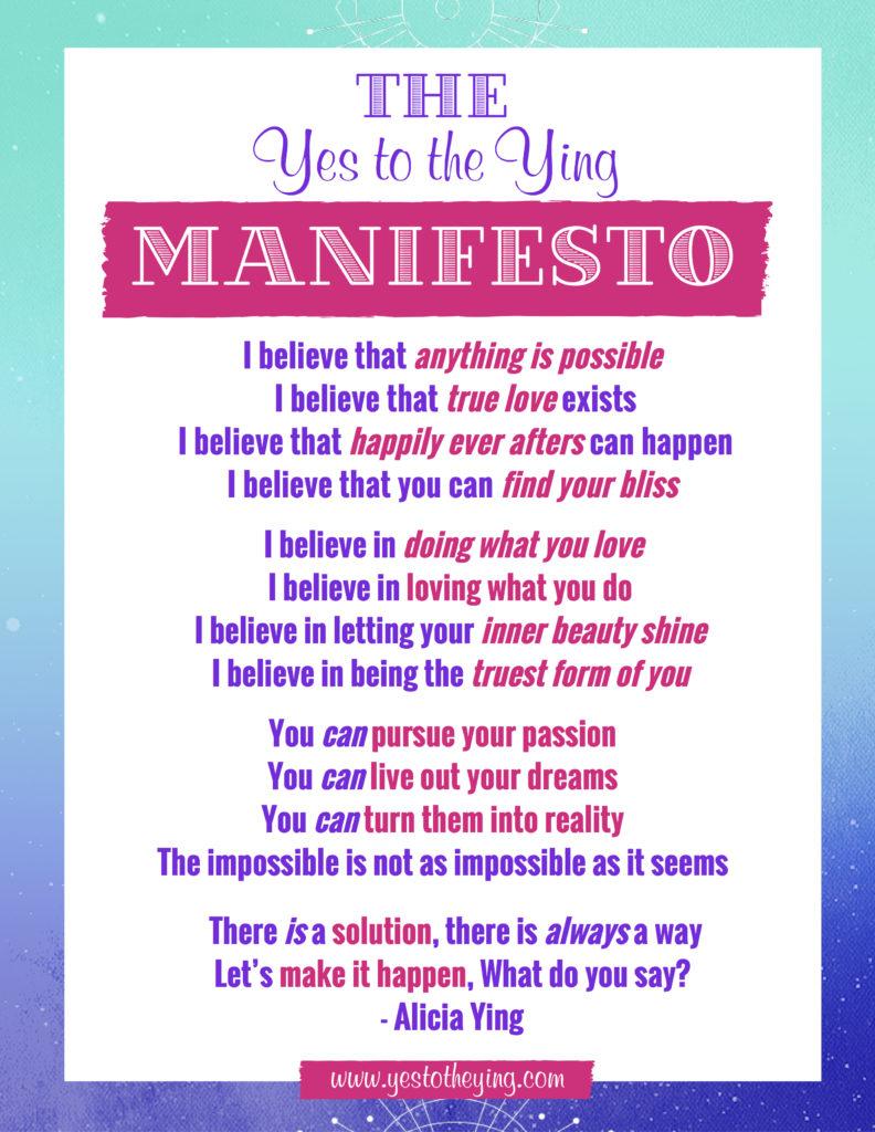 YttY Manifestos- Hero Warrior and Mine