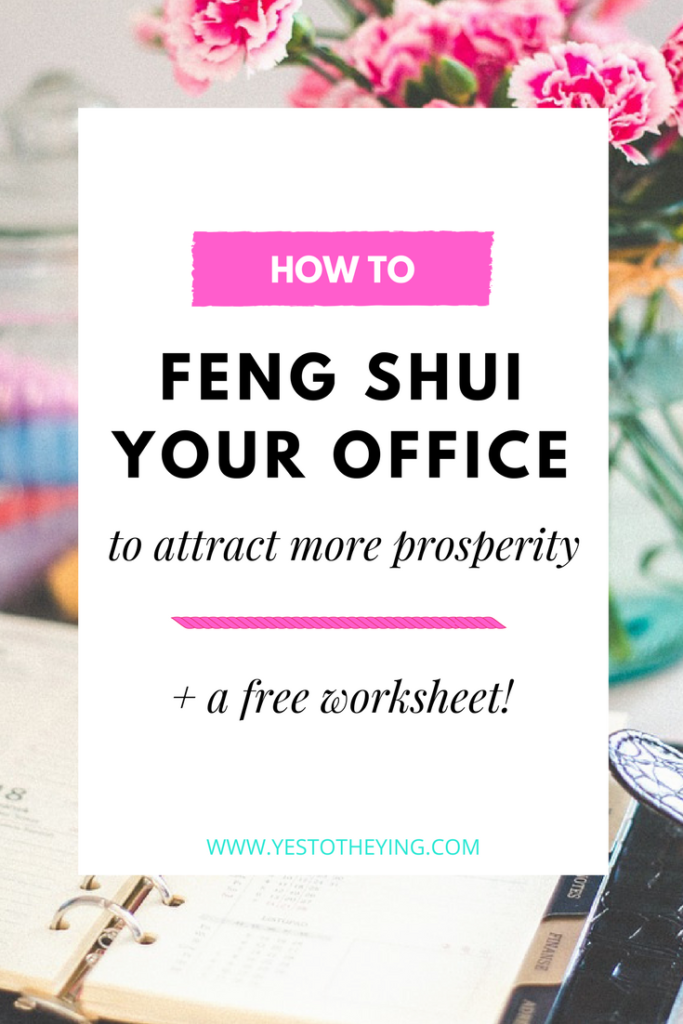 feng shui my office. One Of The Things I LOVE To Do Attract More Prosperity Is Feng Shui My Office! Work From Home, So It Really Helps Me Place Office T